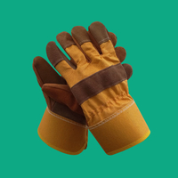 Welder Insulated External Protective Gloves