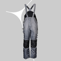 Cold-proof Overalls Minus 50 ℃ Work Pants