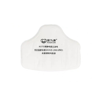 3700 Dust Mask Dust Filter Cotton