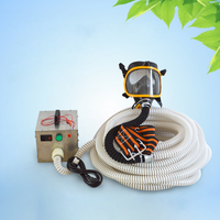 Long Tube Air Supply Breathing Tube