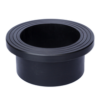 PE Hot Melt Flange Pe Pipe Fittings