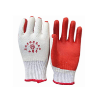 Cut-resistant Wear-resistant Latex Protective Gloves