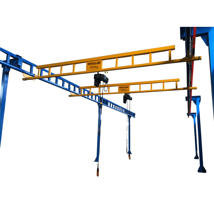 Customized Production of Flexible Cranes with High Automatic Operation Efficiency