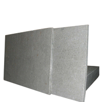 High density cement fiber board