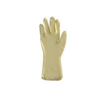 9 Inch Disposable Anti-static Latex Gloves