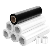 50cm Black Stretch Film Manufacturer