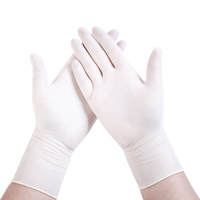 Disposable Rubber Protective Gloves Wholesale