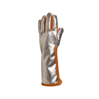 Aluminum Foil Heat-resistant And Heat-resistant Gloves