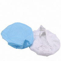 Anti-static Round Cap Mushroom Cap Anti-static Dust-free Cap Work Cap Clean Cap