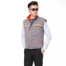 Wear Cotton Vest outside To Keep Warm in Winter