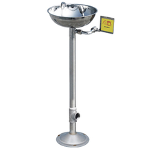 Vertical Eyewash Stainless Steel Eyewash