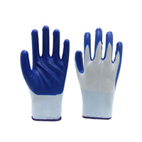 Nitrile Coating Thickened Labor Protection Gloves
