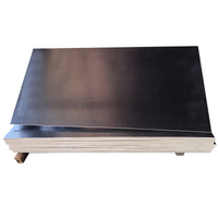 Building Materials Multilayer Coated Black Wood Board