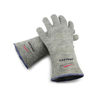 300 Degree High Temperature Resistant Fiber Gloves