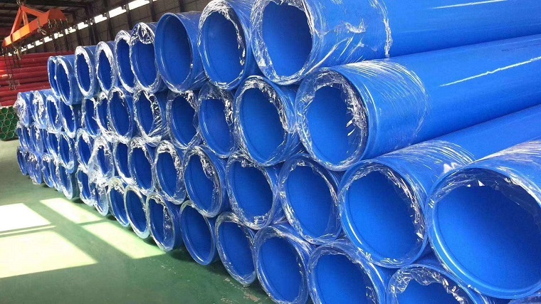 Analysis of characteristics and application fields of construction steel-plastic composite pipes!